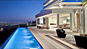 100 Modern Houses Los Angeles Exclusive West Hollywood Contemporary Luxury Residence In CA USA