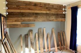 awesome wood pallet wall u0026 how it could have killed me