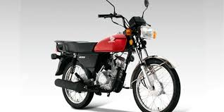 Honda Introduced A New Motorcycle For Afirka Market Not Scooter Nor Sport He Is CG110 Which Cost 630 USD 75 Million