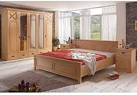 schlafzimmer komplett gomero pinie teilmassiv gebürstet