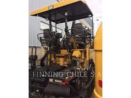 100 Caterpillar Chile AP 555 E Asphalt Pavers Construction CATERPILLAR