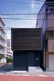 100 Minimalist Houses Narrow And House Located In Eastern Tokyo Japan