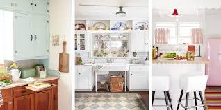 Splendid Vintage Kitchen Ideas 102 Retro Kitchen Ideas On A Budget