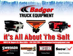 100 Dealers Truck Equipment Badger Badger