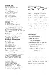 English worksheets numb worksheets page 2