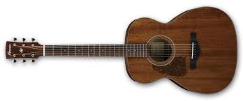Image For AVC9 Artwood Vintage Thermo Aged Left Handed Grand Concert Acoustic Guitar From SamAsh