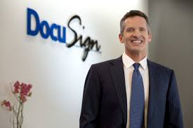 Jon Zimmerman Front Desk by Docusign U0027s Choice For New Ceo Backs Out Wooed By U0027another Company