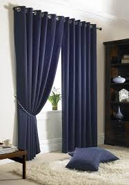 navy colored curtains blue curtains bedroom blue curtains