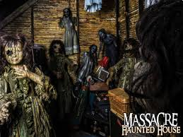 Naperville Halloween House A Youtube by New Attractions At Massacre Haunted House In Montgomery