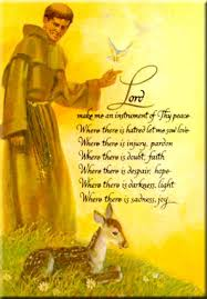 st francis of assisi prayer st francis of assisi preach the