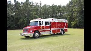 100 Used Rescue Trucks Fire For Sale 1993 Freightliner Truck YouTube