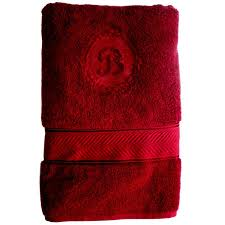 embroidered monogrammed embossed bath towel sets