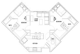 2 Bed 2 Bath WAITLIST Momentum Village Student Housing