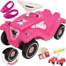 Big Bobby Car Classic Einhorn Flüsterräder 800056113 Sticker Schuhe