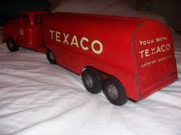 Antique Toy Texaco Truck And Trailer | #1814031871 Amazoncom Ertl 9385 1925 Kenworth Stake Truck Toys Games Texaco Cast Metal Red Tanker Truck By Ertl For Sale Antiquescom Vintage Toy Fuel Tractor Trailer 1854430236 Beyond The Infinity 1940 Ford Pickup With Lot Detail Two 2 Trucks Colctible Set Schrader Oil Vintage Buddy L Gas Pressed Steel Antique Tootsietoy 1915440621 Sold Diamond T 522 Livery Rhd Auctions 26 Andys Toybox Store 273350286110 1990 Edition 7 Stake Coin Bank Collectors Series 9 1961 Buddy