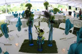 peacock wedding decorations Wonderful Peacock Décor For Living