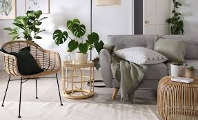multifunktionales wohnzimmer für die arbeit zu hause