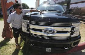 US Pickup Truck Buyers Demanding More Luxury - Sacramento, CA Luxury Car Or Truck How Theory Of Culture Informs Business The Plushest And Coliest Pickup Trucks For 2018 2019 Lincoln Interior Auto Suv 10 Sports And Cars Get The Treatment Best Pickup Trucks To Buy In Carbuyer Your Favorite Turned Into Ram Unveils New Color For 2017 Laramie Longhorn Medium Duty Work Tricked Out Get More Luxurious Mercedes X Class New Full Review Exterior Meets Utility Benz Xclass Truck 3 American Pickups That Make Look Plain