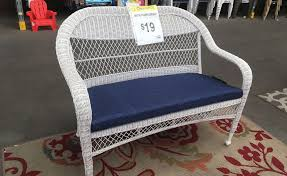 Walmart White Wicker Patio Furniture by Outdoor Living Clearance At Walmart 15 Fire Pits 19 Dining