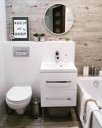 Small Modern Bathrooms Pinterest by Best 25 Small Basement Bathroom Ideas On Pinterest Basement