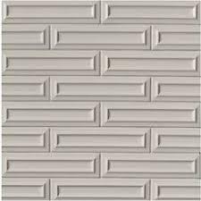 6 X 12 Beveled Subway Tile by Portofino 3