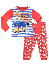 Buy Kids Fireman Sam Pyjamas I Kids I Character.com Official Merchandise