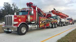 Car & Heavy Truck Towing | Jacksonville & St. Augustine | 904-771-7111