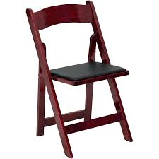 padded wood folding chairs visualforce us