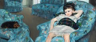 Youth: Little Girl In A Blue Armchair   Lapham's Quarterly Blog Archives Phineas Wright House Mary Cassatt Little Girl In A Blue Armchair 1878 Artsy Kids Room Colorful Toddler Bedroom With Blog Putting The High In High Art Little A Article Khan Academy Chair Bay Coconut Rum Review By Island Jay Youtube Cassatt Sur Reading Book Stock Vector 588513473