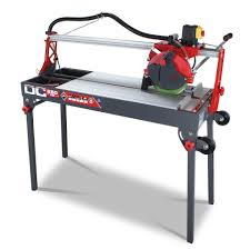 Rubi Tile Cutter Spares by Rubi Dc 250 850 Electric 230v 50hz Tile Cutter 54933 Wall