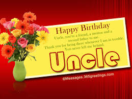 Birthday Wishes for Uncle 365greetings