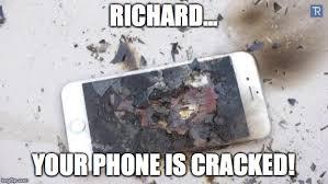 Broken iPhone Imgflip
