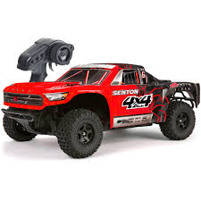 Arrma 1/10th Senton Mega Short Course Truck RTR With Red/Black Body Tra580342_mark Slash 110scale 2wd Short Course Racing Truck With Exceed Rc Microx 128 Micro Scale Short Course Truck Ready To Run 22sct 30 Race Kit 110 La Boutique Du Losis Nscte Rtr Troy Lee Designed Driver Traxxas Slash Xl5 Shortcourse No Battery Team Associated Sc28 Fox Edition 2wd Proline Pro2 Sc Sealed Bearing Blue Us Feiyue Fy10 Brave 112 24g 4wd 30kmh High Speed Electric Trucks Method Hellcat Type R Body Stop Nitro 44054 Masters Hunter Brushless Hobby Recreation
