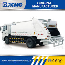 100 Garbage Truck Manufacturers China 2017 Good Quantity XCMG Official 5ton Compression