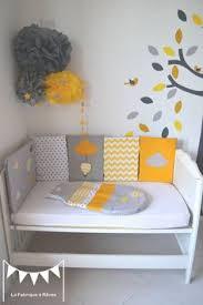 decor chambre bebe decoration originale unique et coloré pour chambre de bébé fait