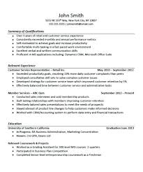 Resume Job Experience Examples Experienced Example Recent No Sample For Jobs