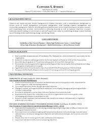 Banking Resume Samples Retail Banker Sample Bank Branch Manager Of