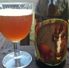 Brooklyn Pumpkin Ale Calories by Beer Review Jester King Craft Brewery Boxer U0027s Revenge Ding U0027s