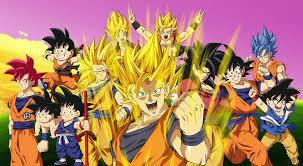 813 Goku HD Wallpapers