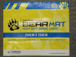 Gateway Bear Mat Awning Groundsheet | Tamworth Camping Groundsheets For Awning Breathable Caravan Carpet Tent Sunncamp Inceptor 390 Air Plus 2017 Buy Your Awnings And Isabella Bolon Grip For Awning Carpets 4 Per Pack You Can 20 Olpro Plastic Tentawning Groundsheet Pegs Casablanca X25m Maypole Ascot 25 X 40m Blue Tamworth Vidaldon Groundsheet Accessory Shop Awnings Accsories Regular Vik Blue Carpet Metres Plastic Pegs X Grey