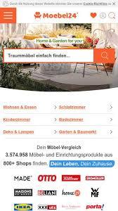 moebel24 de traffic ranking marketing analytics similarweb
