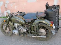 100 Wood Gasifier Truck GasPowered Ural Motorcycle Photo Gallery Autoblog