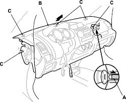 Autozone Floor Mat Hooks by Repair Guides Interior Instrument Panel Autozone Com