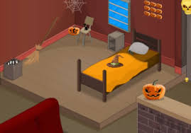 Halloween Street Escape Walkthrough by Cursed Couple Escape Walkthrough