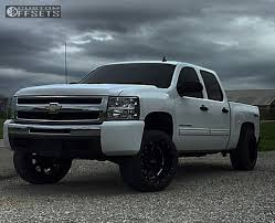 Wheel Offset 2010 Chevrolet Silverado 1500 Super Aggressive 3 5 ... 2010 Chevrolet Silverado 1500 Hybrid Price Photos Reviews Chevrolet Extended Cab Specs 2008 2009 Hd Video Silverado Z71 4x4 Crew Cab For Sale See Lifted Trucks Chevy Pinterest 3500hd Overview Cargurus Review Lifted Silverado Tires Google Search Crew View All Trucks 2500hd Specs News Radka Cars Blog 2500 4dr Lt For Sale In