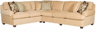 King Hickory Sofa Construction by King Hickory Sectionals Beautiful Rooms Furniture