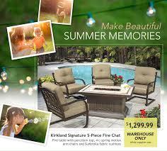 costo patio furniture savings at costco make beautiful summer