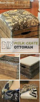 Build These Amazing Wood Crate Projects For Your Home DIY Vintage Milk