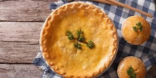 Trisha Yearwood Spiced Pumpkin Roll by Trisha Yearwood U0027s Chicken Pie Recipe Is Winter Perfection One