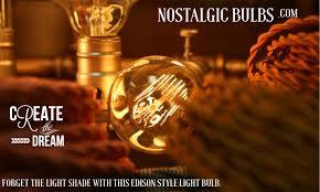 are edison vintage bulbs dimmable nostalgic bulbs